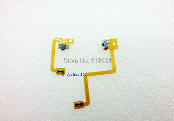 Для 3DS L/R левый правый плечевой триггер-Кнопка ленточный Переключатель гибкий кабель.