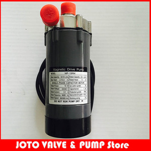 Hause brauen Pumpe 220V Magnetische Stick Pumpe MP-15RM Mit Edelstahl Kopf