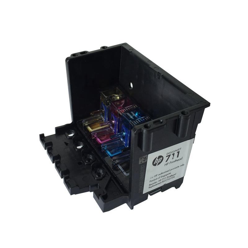 Alta Qualidade Original Remodelado para hp 711 Da Cabeça De Impressão Da Cabeça de Impressão Compatível Para HP designjet T120 T520 HP711