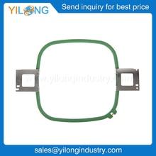 12pcs High Quality Tajima GREEN Hoops 300X300mm Square shape Total Length 495mm TAJIMA tubular frame TAJIMA tubular hoop