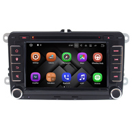 7 Inch Android 7 1 Car DVD GPS For Volkswagen VW Golf 4 Golf 5 6
