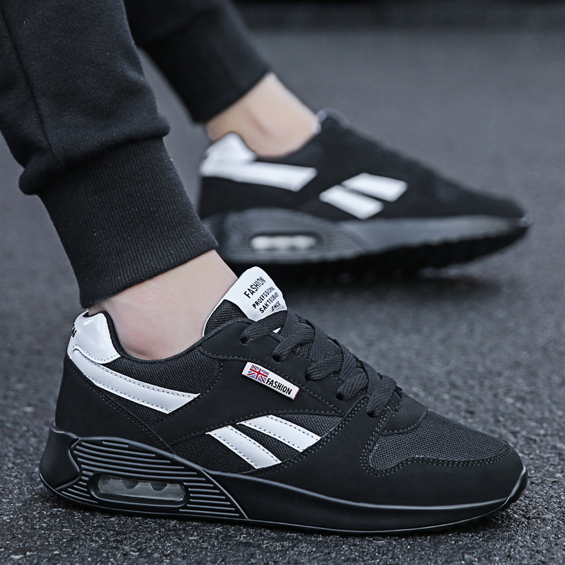 high quality mens Popular Comfortable Casual Shoes for men youth Breathable fashion Tide shoes  5