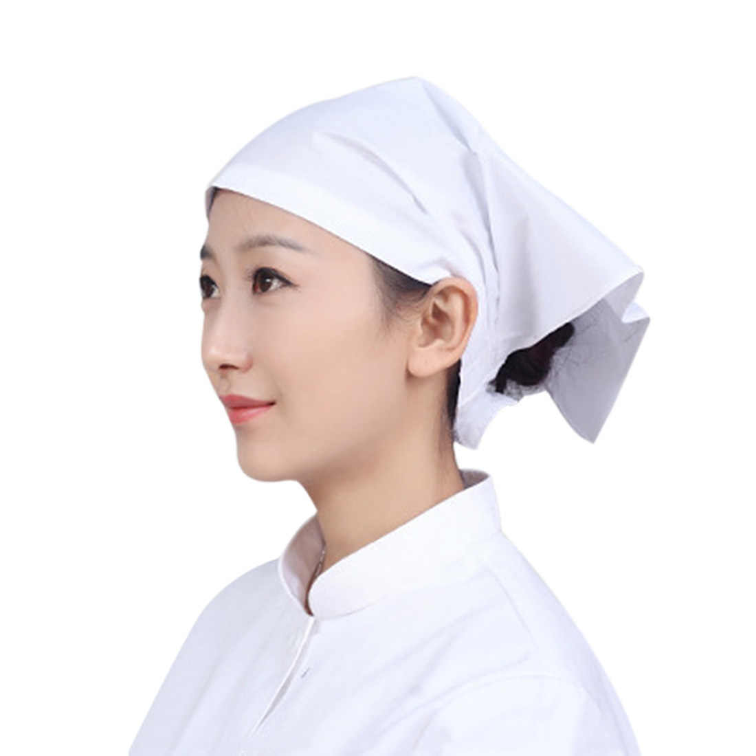 38d3e7cdd2231 Detail Feedback Questions about New Chef Hat Women Adjustable Hotel ...