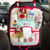 Car Styling Car Back Seat Organizer Stowing Tidying Mummy Bag For Kids Carriage Baby Diaper Universal