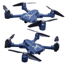 EBOYU(TM) HC629 Mini Foldable Drone RC Selfie Drone with Wifi FPV HD Camera Altitude Hold & Headless Mode RC Quadcopter Drone
