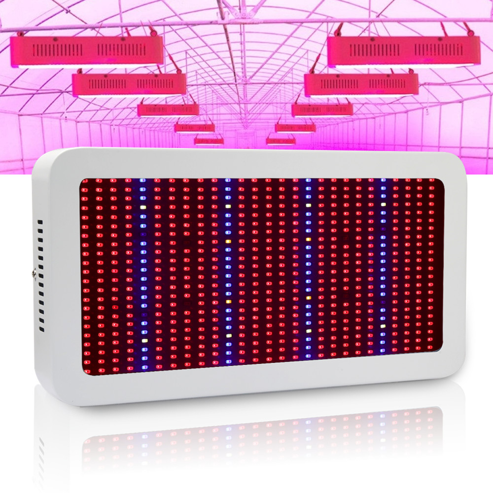400W 600W Full Spectrum LED Grow Light Grow Lamp Greenhouse Hydroponic Systems Best for Medicinal Plants Growth Flowering 5pcs lot 90w ufo led grow light led horticulture lighting 9bands led lamp best for medicinal plants growth and flowering
