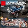 De 20011 de technic 41999 Auto afstandsbediening elektrische off-road voertuigen Model bouwsteen Bricks Kits