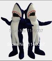 التميمة القرش التميمة زي مخصص مجموعات أنيمي تأثيري mascotte موضوع تنكرية كرنفال حلي