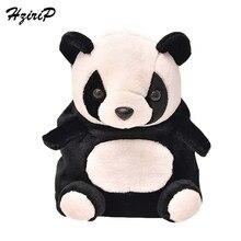 HziriP Új Állat Panda Hátizsákok Kids Girls Boys Plüss Állítható Iskolai Táskák Gyerek Ajándékok Óvoda Plüss Hátizsák Játékok