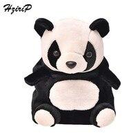 HziriP New Animal Panda Backpacks Kids Girls Boys Plush Adjustable Schoolbags Children Gifts Kindergarten Plush Backpack