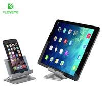 Floveme телефон подставка для iPhone 7 6 плюс 5 вращаться на 360 градусов для Samsung S8 плюс S7 S6 Edge Универсальный поддержка для телефона Планшетные ПК