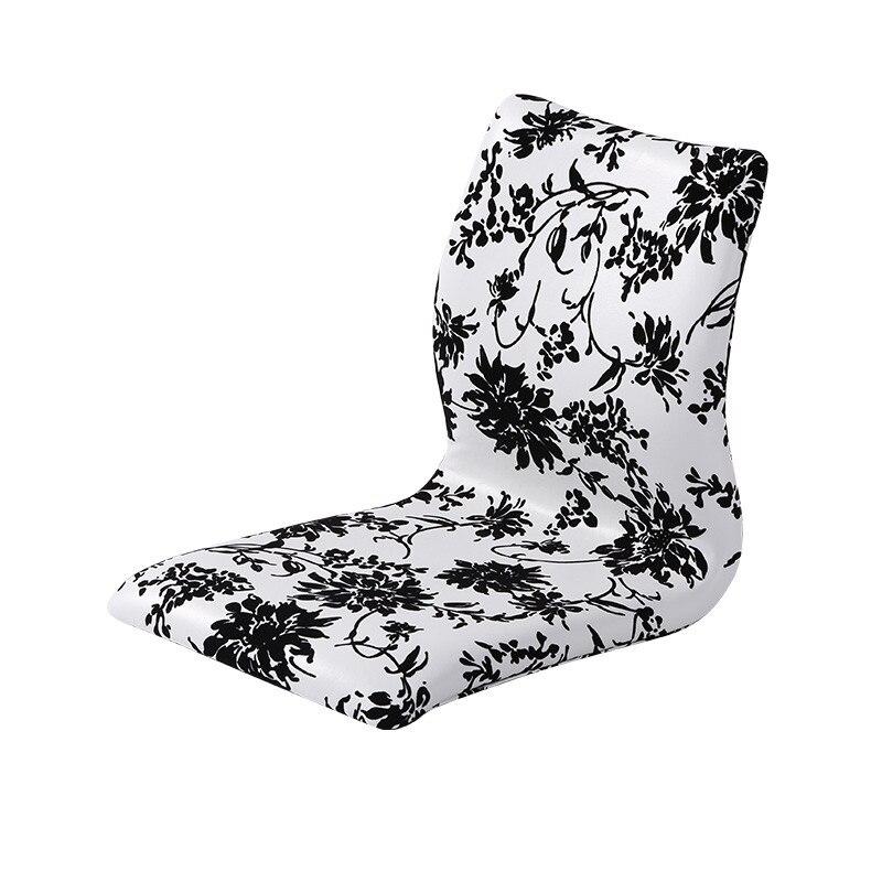 (4pcs/lot) Floor Seating Zaisu Chair Asian Design Living Room Furniture Japanese Style Tatami Legless Meditation Chair Cushion