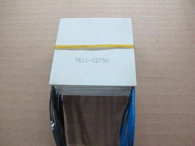 TEC1 12730 DC12V 30A 67 320 W 62X62 مللي متر 62*62 مللي متر بلتييه مبرد حراري كهربائي