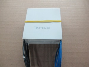 Image 1 - TEC1 12730 DC12V 30A 67 320W 62X62mm 62*62mm Thermoelectric Cooler Peltier