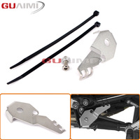 For BMW R1200GS LC 2014 2015 2017 R1200 GS Adventure LC Motorcycle StainlessSteel Side Stand SideStand