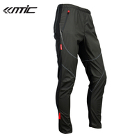 SANTIC Hiking Fleece Thermal Wind Pants Winter Pants Tights James Mens Sports Trousers Plus Size Track Padded Windproof bike