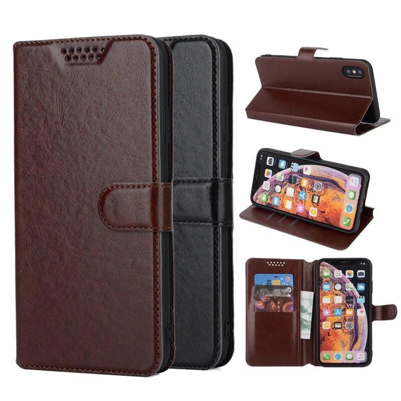 Leather Soft Case for Samsung Galaxy A5 2015/6/7/8 A500F A500 SM-A500F A500H A510F A510M A510 A520 A520F A530 Wallet Case Cover(China)