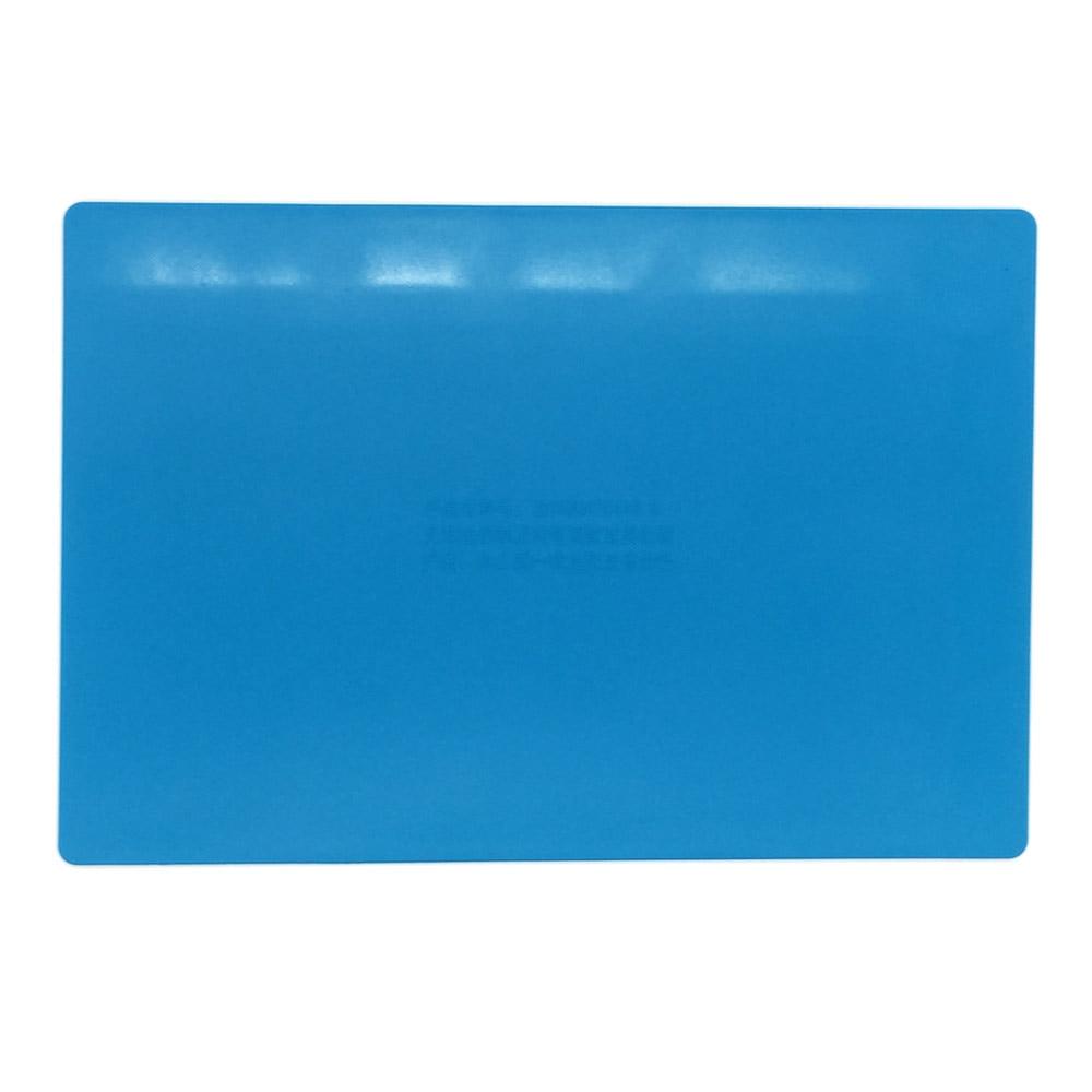 34x23cm con 20 cm scala righello isolamento termico pad in silicone - Set di attrezzi - Fotografia 6