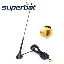 Aerial Pioneer Connector Mount-Dab Car-Radios Magnetic Superbat SMB for DAB/DAB FM/AM