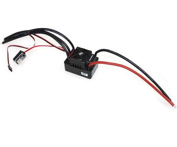 F17814 Hobbywing EZRUN WP SC8 120A Étanche Brushless Speed Controller ESC pour RC Voiture Camionnette