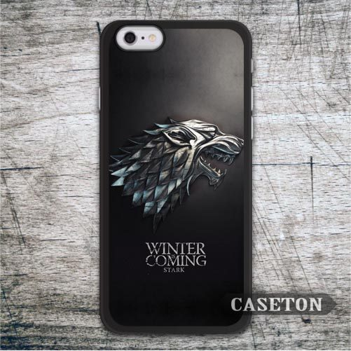 Game Of Thrones House Stark Case for iPhone
