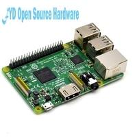 2016 New Original Raspberry Pi 3 Model B Board 1GB LPDDR2 BCM2837 Quad Core Ras PI3