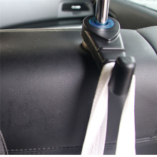 Hook Hanger-Holder Car-Seat Cloth Seat-Headrest Kongyide for Bag Purse Grocery Mar29