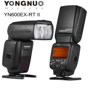 Image 3 - YONGNUO YN600EX RT II TTL Master Flash Speedlite for Canon Camera 2.4G Wireless 1/8000s HSS GN60 Support Auto/ Manual Zooming