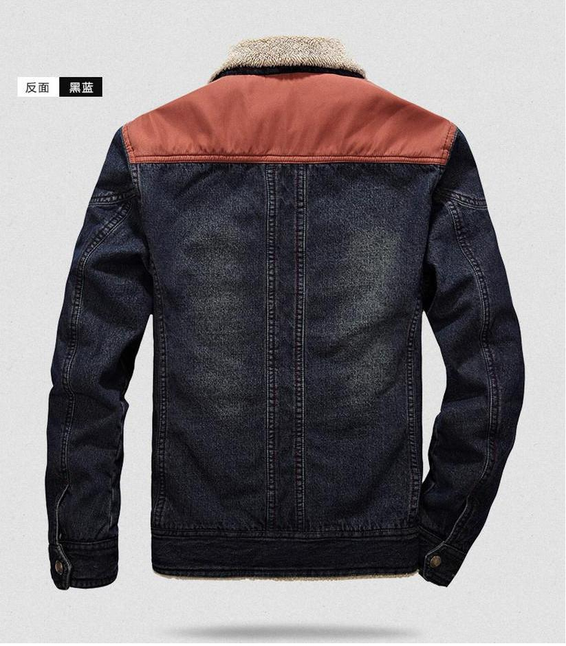 5c6ebff5 Supernova Sale Brand Men Polo Jeans Jackets Casual Mens Winter Jacket Coat  Outdoor Parkas Military Sportswear warm clothing S339-in Jackets from Men's  ...