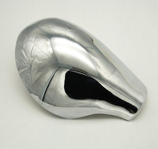 SKTOO couvercle de rétroviseur chromé   Pour Peugeot 206, Citroen C2 Picasso, couvercle de rétroviseur de rétroviseur, accessoires