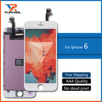 20PCS Grade AAA For IPhone 6 LCD Display With Touch Screen Digitizer Assembly Ecran Replacement Pantalla