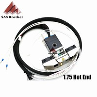 3D Printer Part Olsson Block Nozzle Complete Hot end Header 1.75 Filament For Ultimaker 2+ Extended Parts Hot Sale!!!
