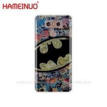 HAMEINUO The Avengers batman marvel coque case phone cover for LG G7 Q6 G6 MINI G5 K10 K4 K8 2017 2016 X POWER 2 V20 V30 2018