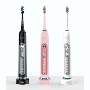 Adult  sonic electric toothbrush wireless  inductive charging acoustive wave electric toothbrush sonic pulse toothbrush