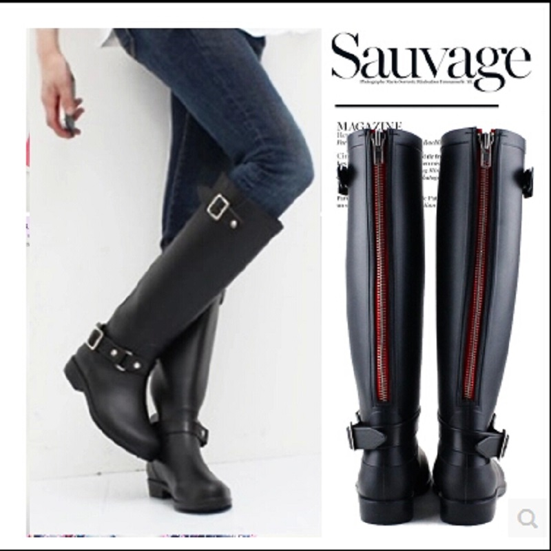 Popular Ladies Rain Boots-Buy Cheap Ladies Rain Boots lots from ...