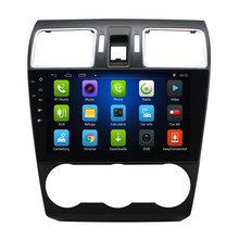 9 inch Android 8.1/8.0 Car Radio Stereo Audio Multimedia Player GPS Head Unit For 2014 2015 2016 Subaru WRX forester 3g wifi obd(China)