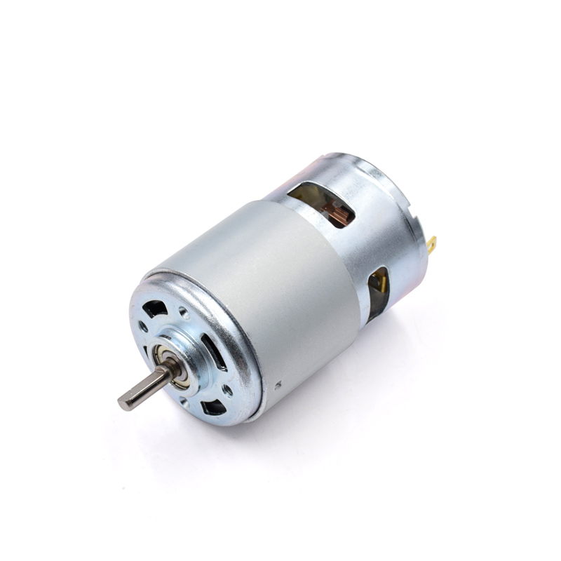 775 DC 12V-24V 3500-9000 RPM Ball Bearing Large Torque High Power DC Motors