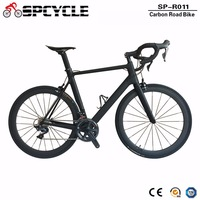 Spcycle 2019 Full Carbon Road Bike,Complete Racing Bicycles with Ultegra R8000 22 Speed Groupsets ,T1000 Racing Carbon Bike
