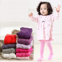 Baby Cotton Pants Children Trousers Autumn Winter Baby Toddler Kid Clothes Boy Girl Warm
