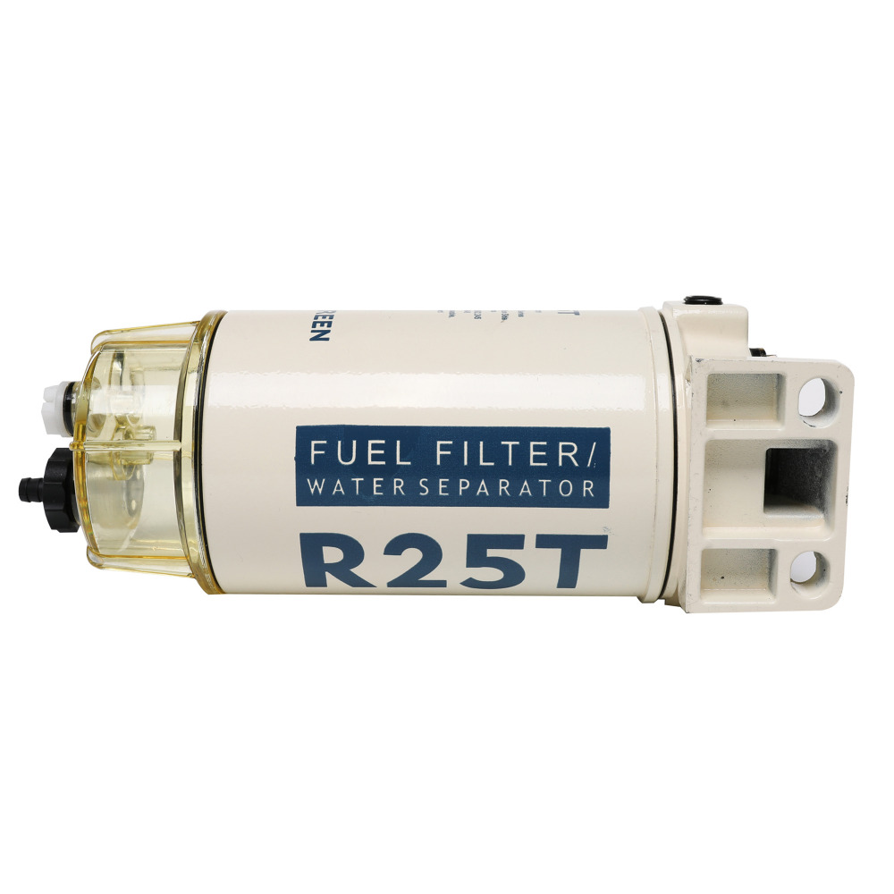 Original Brand R25T Fuel/ Water Separator Complete Assembly Filter Marine Separator Replaces Racor 320R Automotive Parts Filter