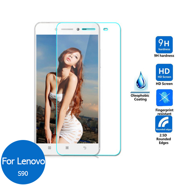 For Lenovo s90 Tempered Glass Screen Protector 2.5 9h Safety Protective Film on S 90 s90 ...