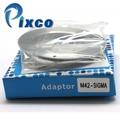 PIXCO Адаптер Крепление R. ing работа Для M42 Объектив Sigma SD SA Камеру