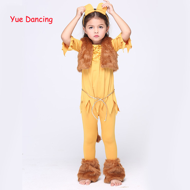 Halloween Christmas Animal Tops u0026 Bottoms Cosplay Tiger Costumes Children Kids Yellow Clothes 4pcs Set Masquerade  sc 1 st  AliExpress.com & Halloween Christmas Animal Tops u0026 Bottoms Cosplay Tiger Costumes ...