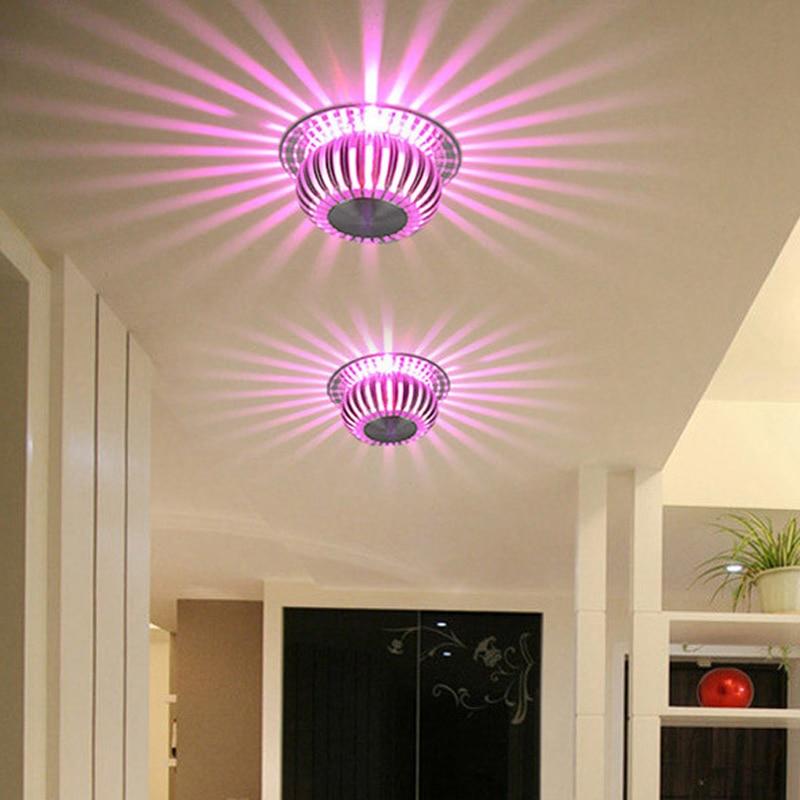 Cheap Bathroom LED Recessed Ceiling Light 220V Panel LED Dual Color ...