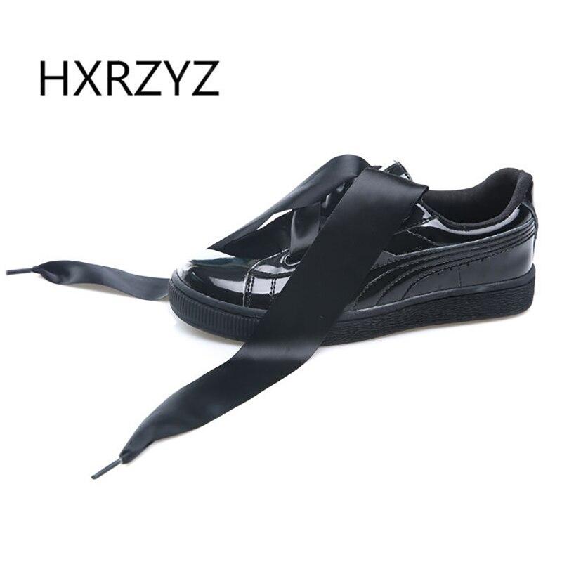 HXRZYZ Primavera y otoño nuevo arco de La Cinta zapatos de cuero genuino zapatos