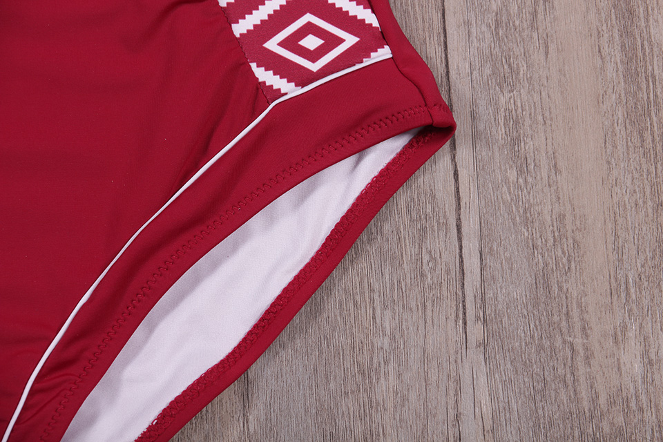 Pedaço Swimsuit Mulheres que Banham Vintage SuitsSwimwear