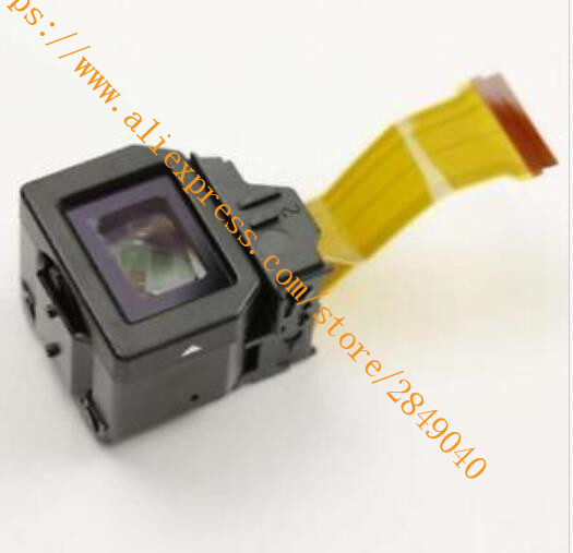 NEW Repair Parts View finder For Sony Cyber-shot DSC-RX100 IV RX100M4 RX100IV RX100 M4 Eyepiece Viewfinder Unit e lov fashion luminous constellation canvas shoes low top sagittarius horoscope graffiti casual walking shoes for women