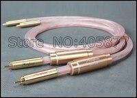 HiFi соединительный кабель с RCA разъем 1.5 meter/pair RCA аудиофилов кабель