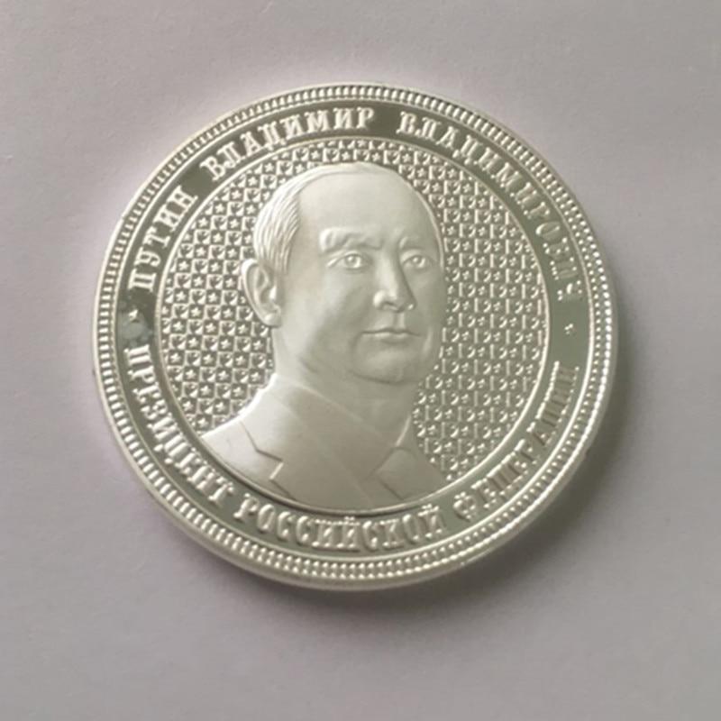 2 հատ Ռուսաստանի նախագահ Պուտինը - Տնային դեկոր - Լուսանկար 3
