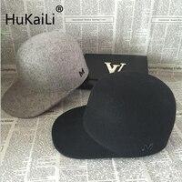 צמר האופנה m רכיבה על סוסים של סתיו וחורף כובע נשים אופנה כובע